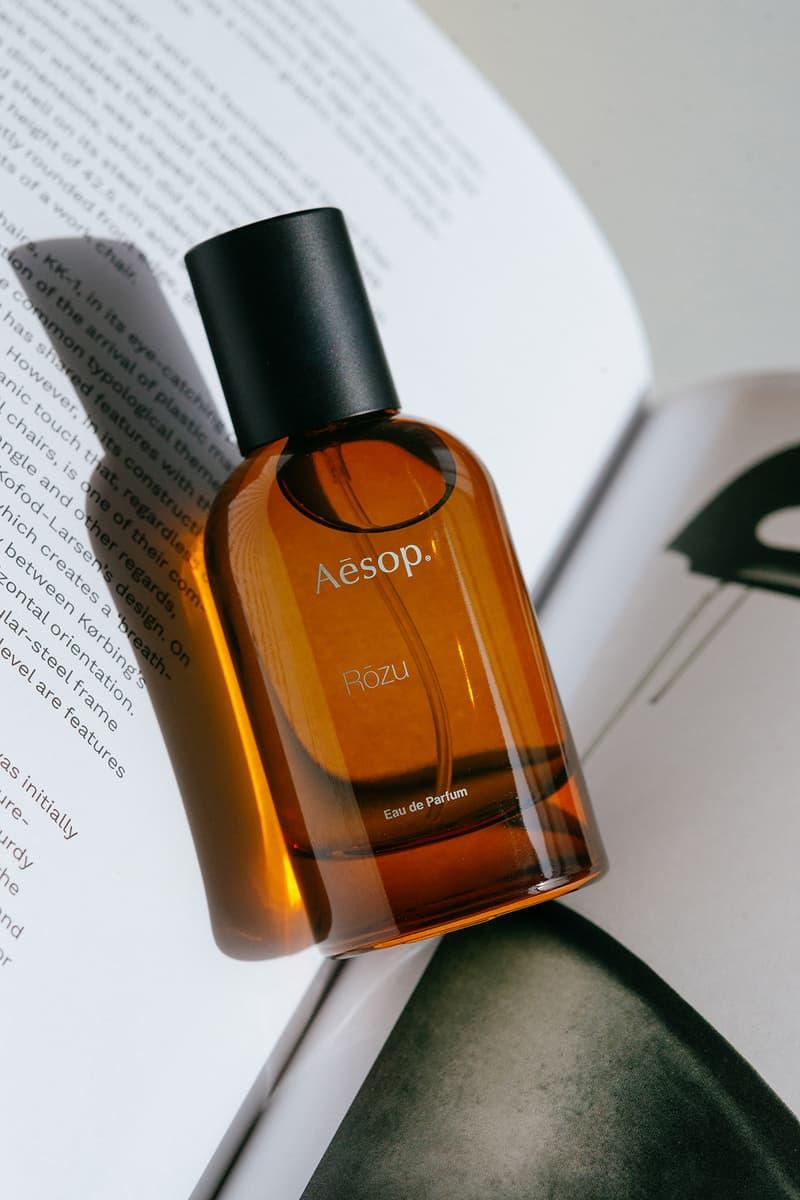 Aesop Rozu Eau de Parfume Perfume Fragrance