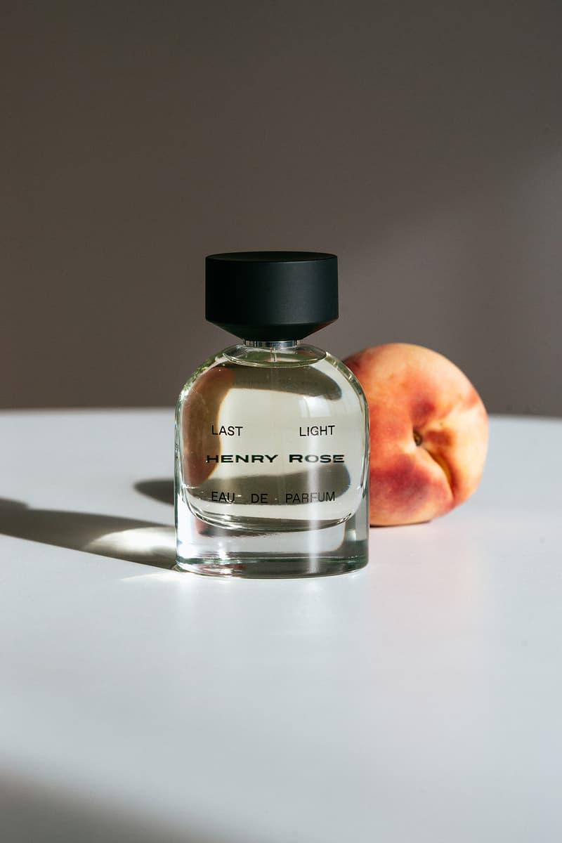 Henry Rose Last Light Perfume Fragrance