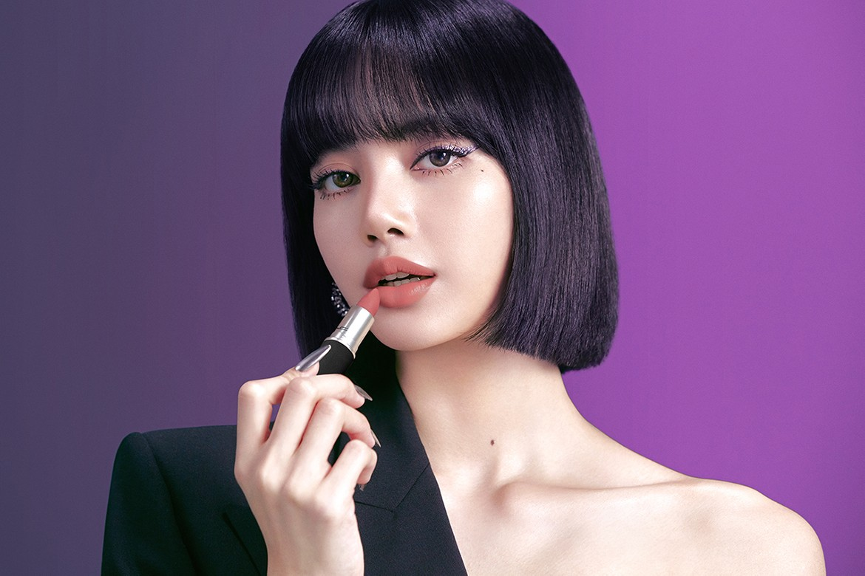 Blackpink Lisa Named New Face Of Mac