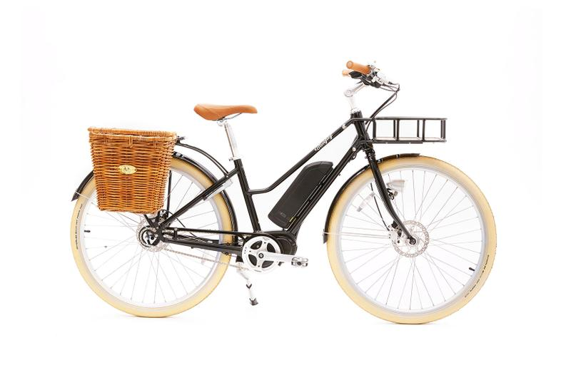 Bluejay Bikes E-Bike Electric Bicycle Modern White
