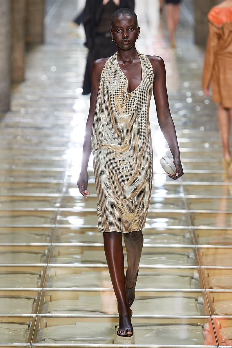 british fashion council fashion awards digital virtual designers brands new wave creatives adut akech bottega veneta