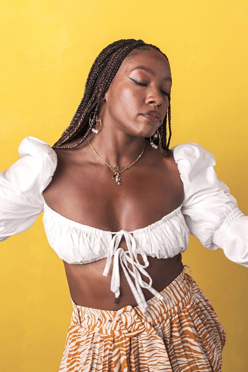 Bumble Black Love Campaign #MyLoveIsBlackLove Leomie Anderson