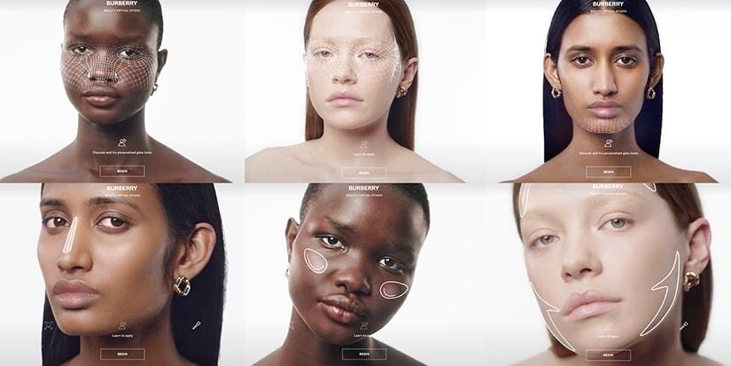 Burberry Beauty Virtual Studio Launch