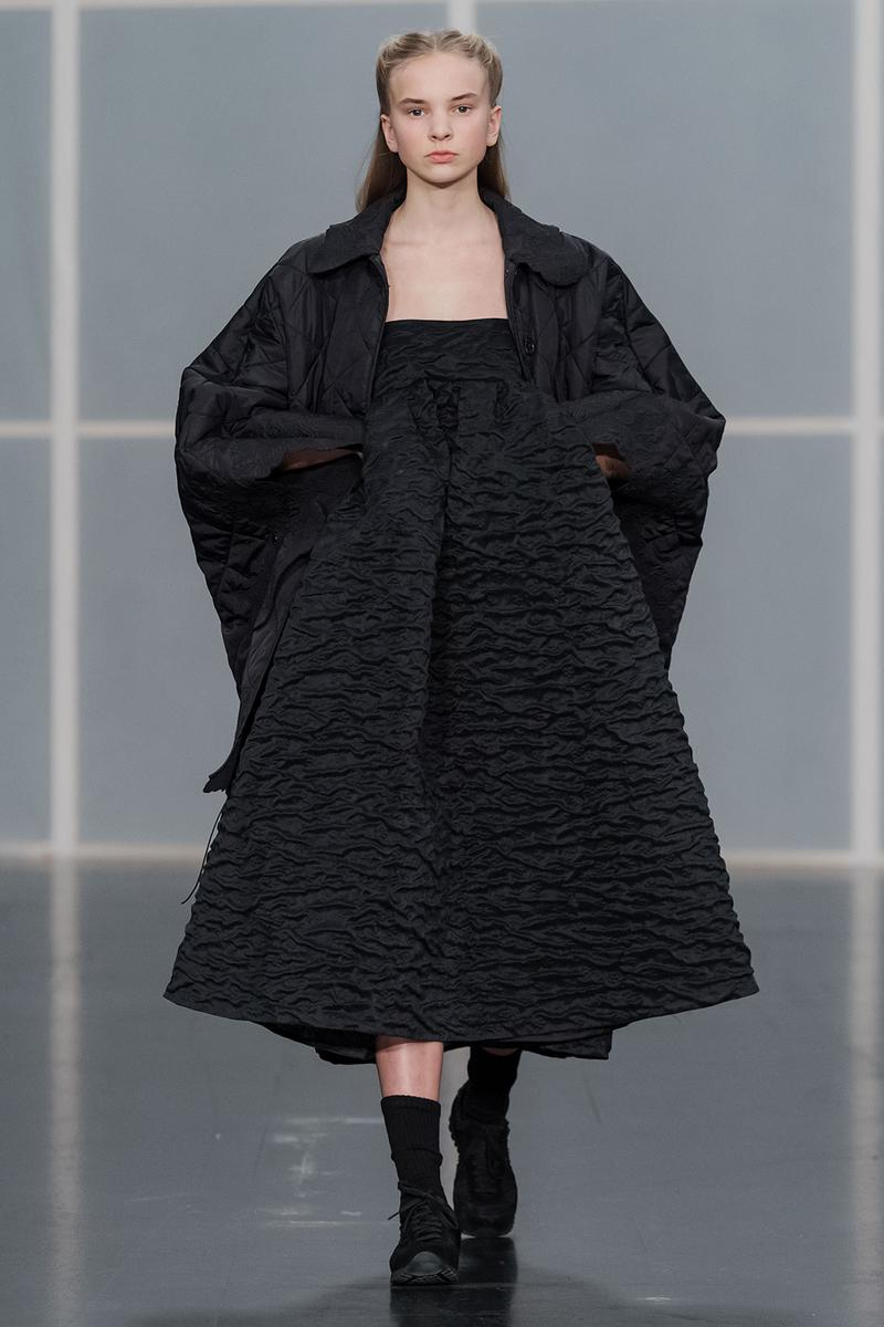 cecilie bahnsen mackintosh fall winter coats collaboration outerwear price release