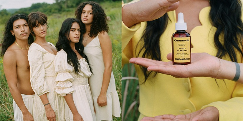 Sustainable Haircare Brand Ceremonia Celebrates the Richness of Latinx Culture