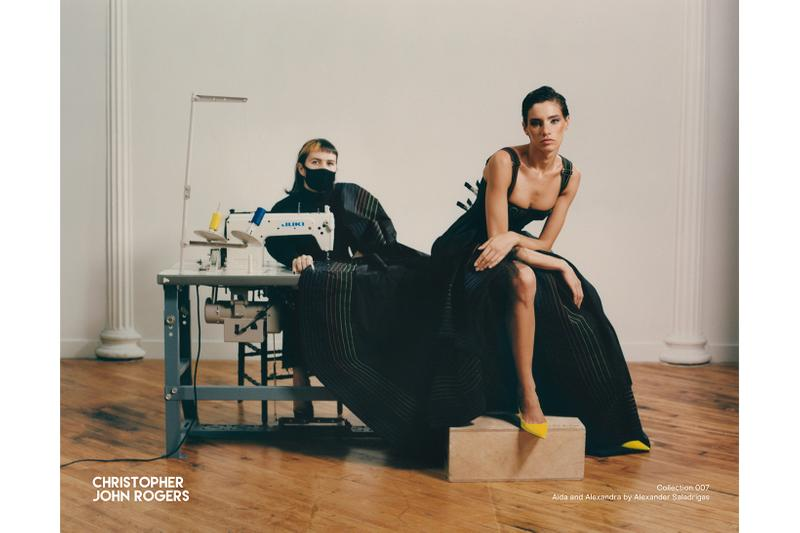 Christopher John Rogers Spring/Summer 2021 Collection Campaign