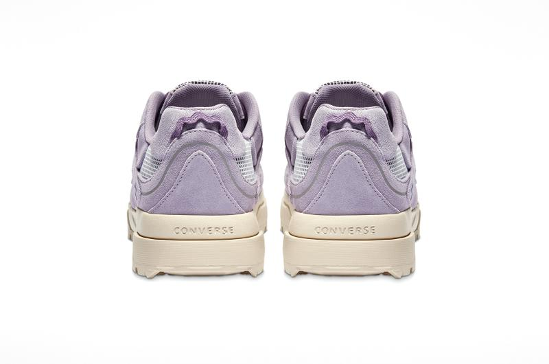 golf le fleur converse gianno ox tyler the creator suede lavender gray evergreen collaboration sneakers price release