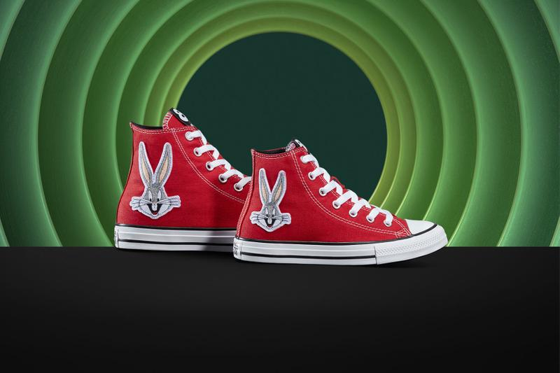 converse bugs bunny warner bros looney tunes chuck taylor all star 70 pro leather collaboration price release
