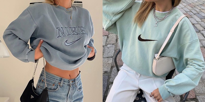 5 Editor-Approved Ways to Wear Crewneck Sweatshirts