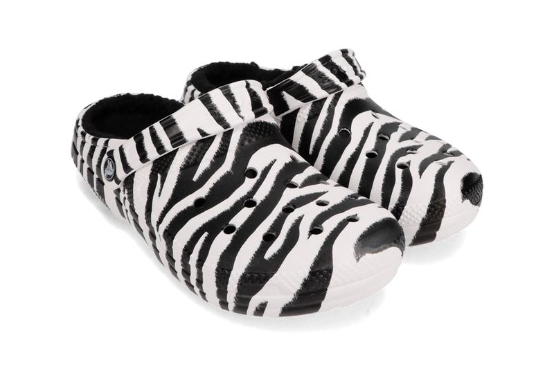 crocs zebra print tie dye pattern clogs fall winter shoes price release