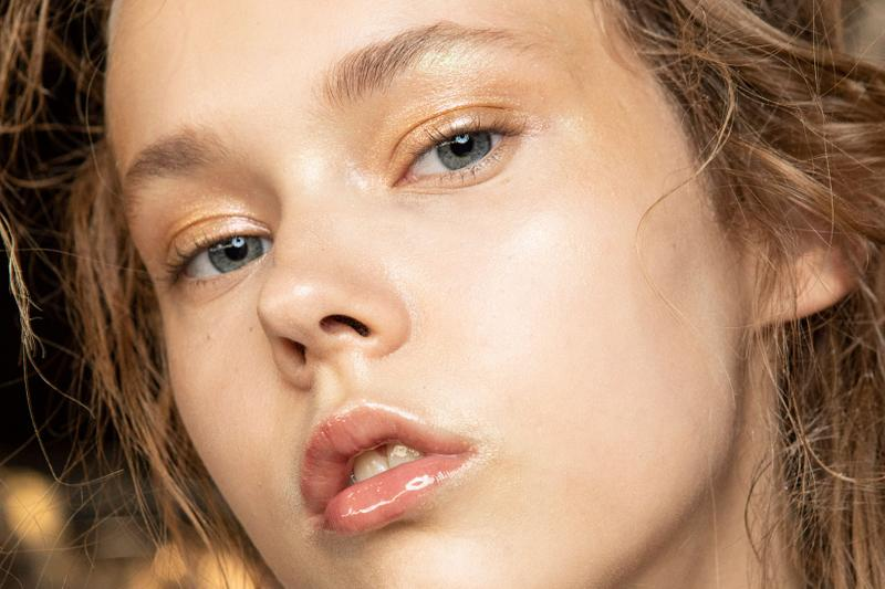 Palm Angels Spring/Summer 2019 Show Milan Fashion Week Collection Backstage Beauty