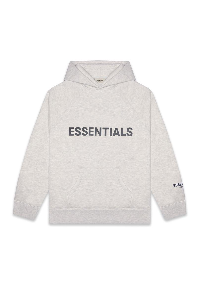 fear of god fog essentials fall winter drop 2 hoodies sweaters tracksuits release