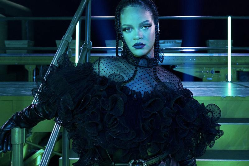Rihanna Savage X Fenty Show Vol. 2 Fall/Winter 2020
