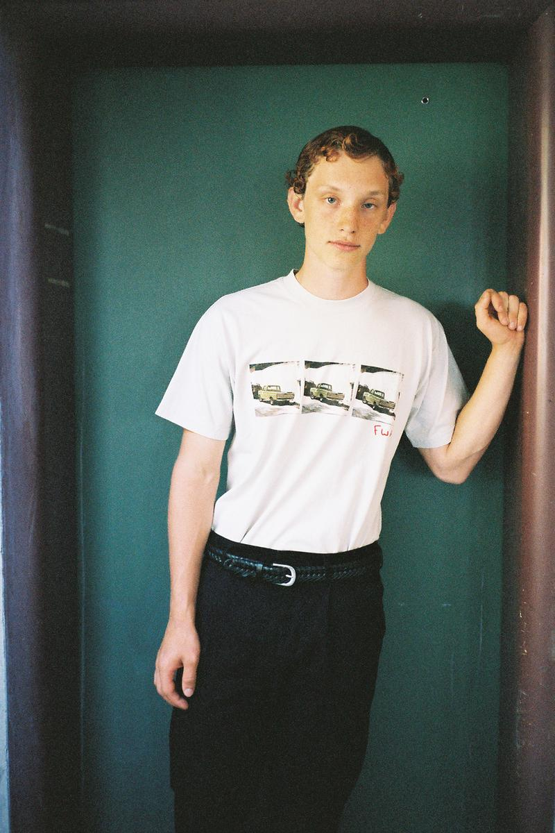 Friends With Animals Fall/Winter 2020 Collection T-Shirt Truck