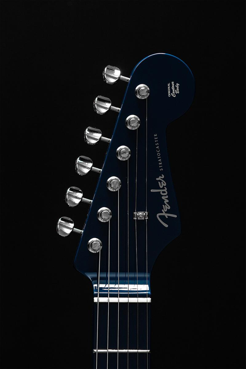 hypebeast fender stratocaster guitar collaboration limited edition price release info