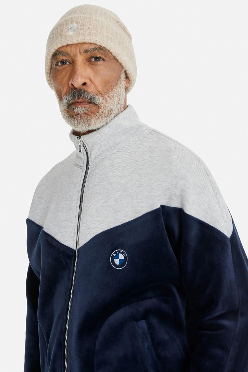 BMW x KITH Ronnie Fieg Capsule Collection