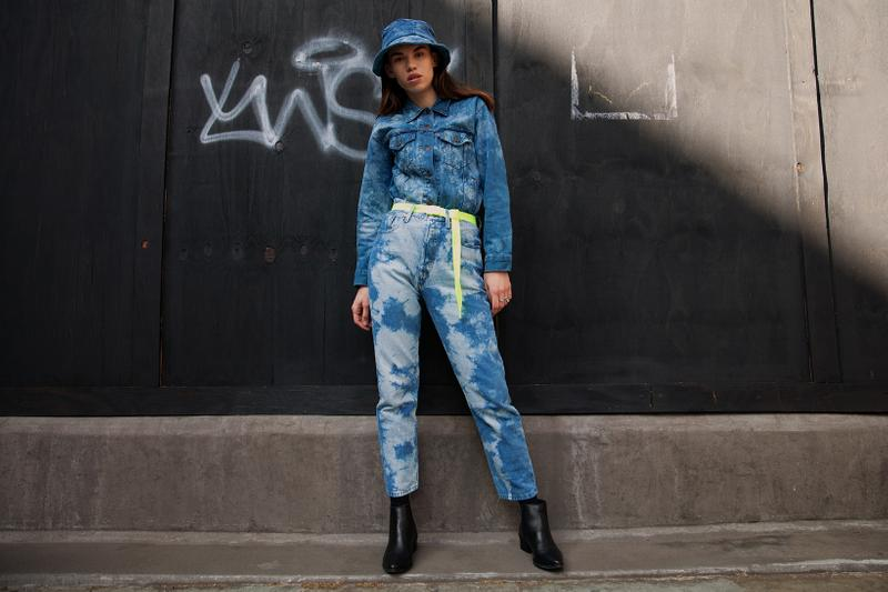 Levi's by Levi's Collection Recycled Upcycled Denim Jeans Jacket