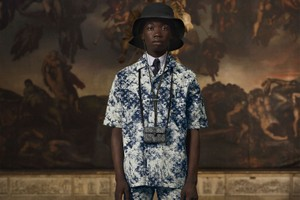 Picture of Virgil Abloh Introduces Timeless Styles in Louis Vuitton Pre-Spring 2021 Collection