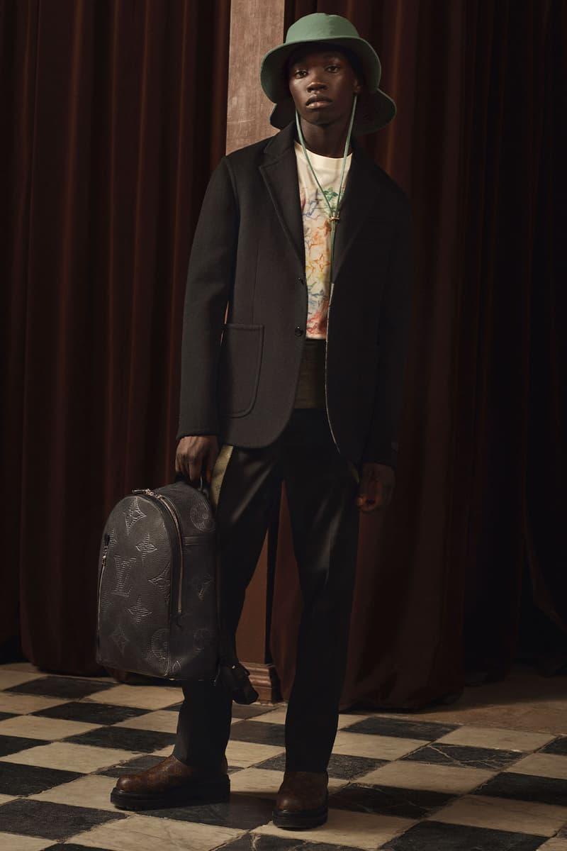 louis vuitton mens pre-spring 2021 collection virgil abloh lv monogram trunk speedy bags