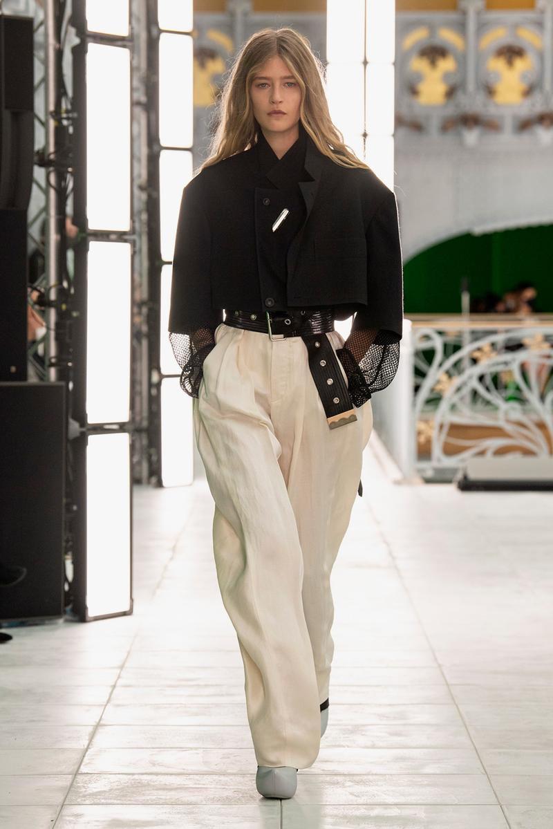 louis vuitton spring summer 2021 collection nicolas ghesquiere paris fashion week pfw