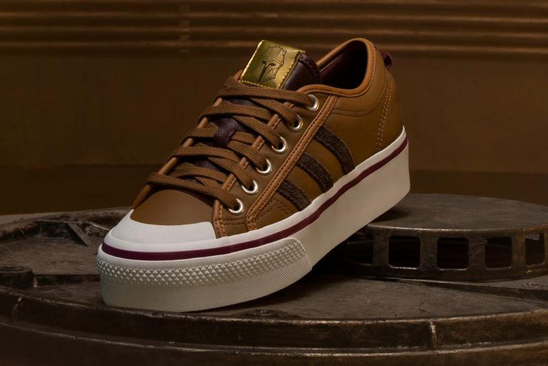 The Mandalorian Baby Yoda x adidas Originals Sneaker Collaboration Superstar