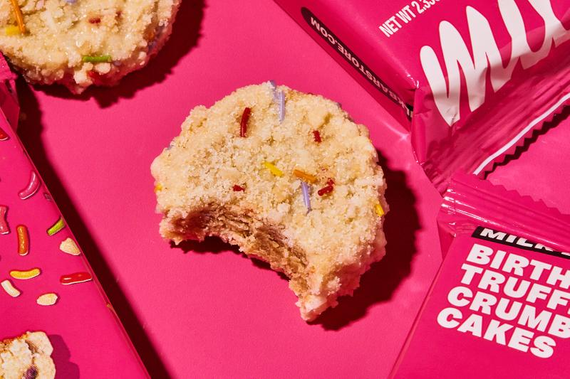 milk bar christina tosi target truffle crumb cakes cookies dessert