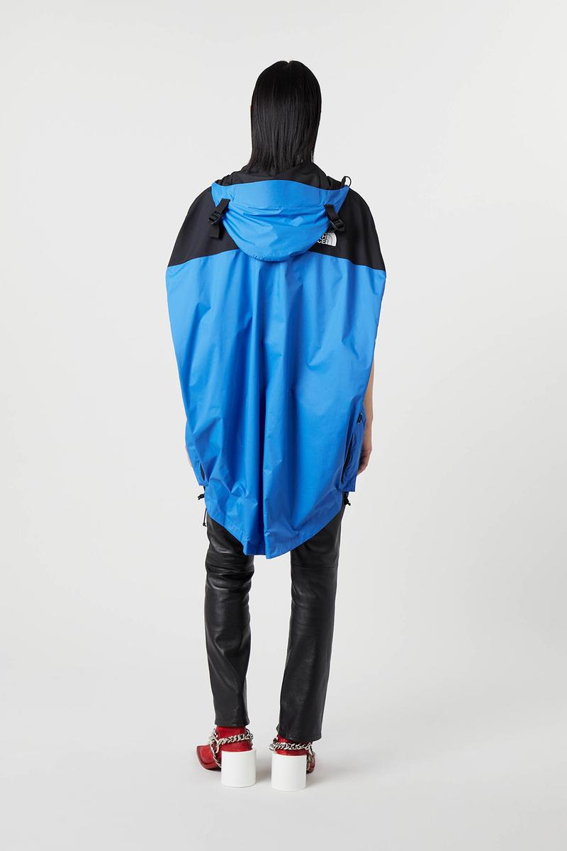 mm6 maison margiela the north face tnf collaboration closer look fall winter outerwear release price where to buy