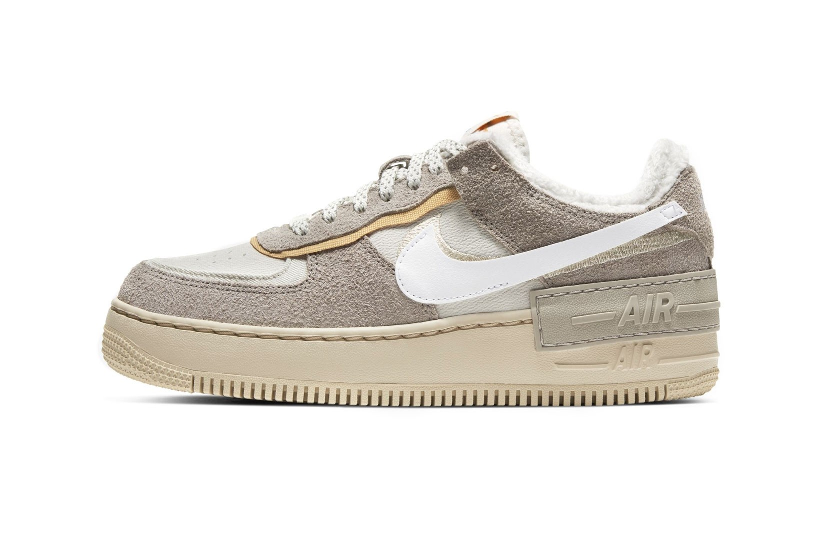 Nike to Release Cozy Air Force 1 Shadow