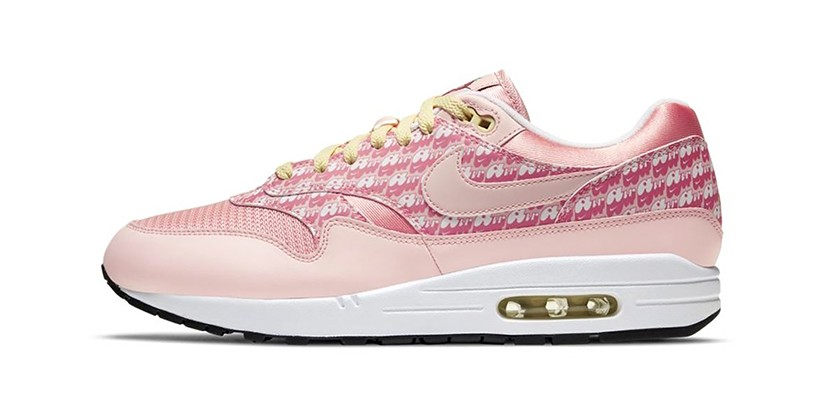 """Nike's Air Max 1 in """"Strawberry Lemonade"""" Is Every Pink Lover's Dream"""