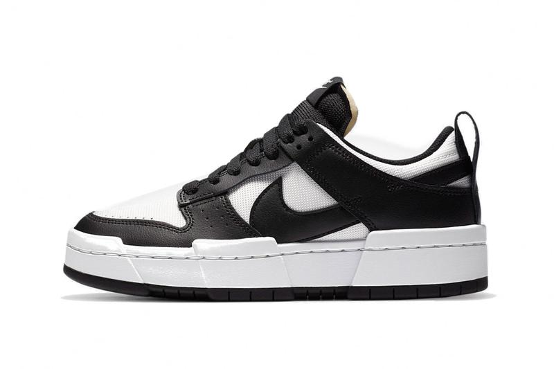 Nike Dunk Disrupt Black and White Release Shoe Sneaker Price