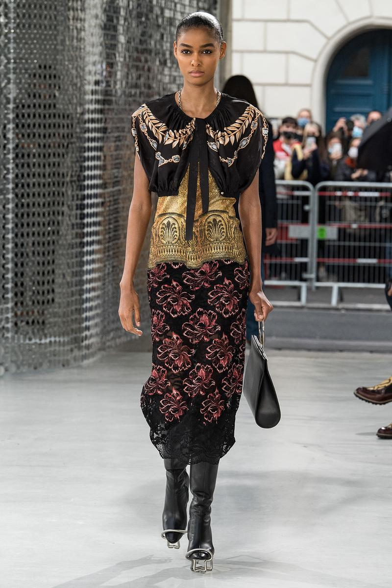 paco rabanne spring summer 2021 collection womenswear paris fashion week pfw julien dossena