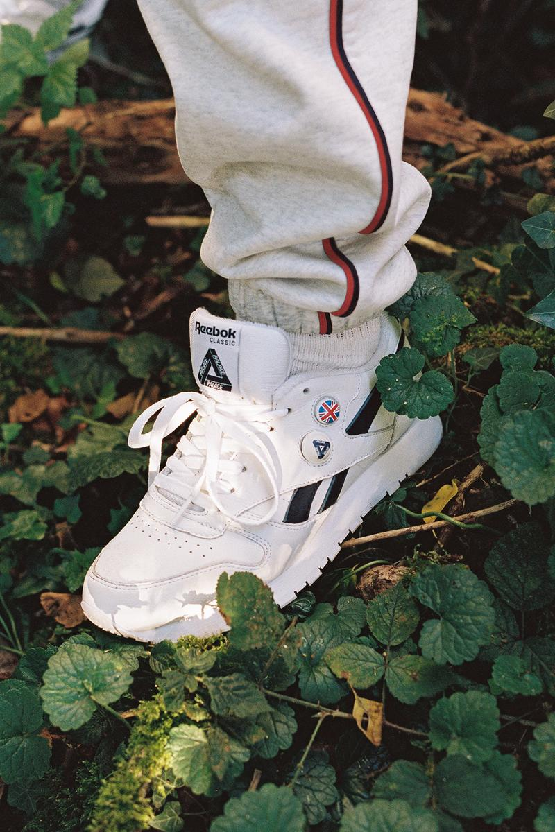 Palace x Reebok Pump Sneaker