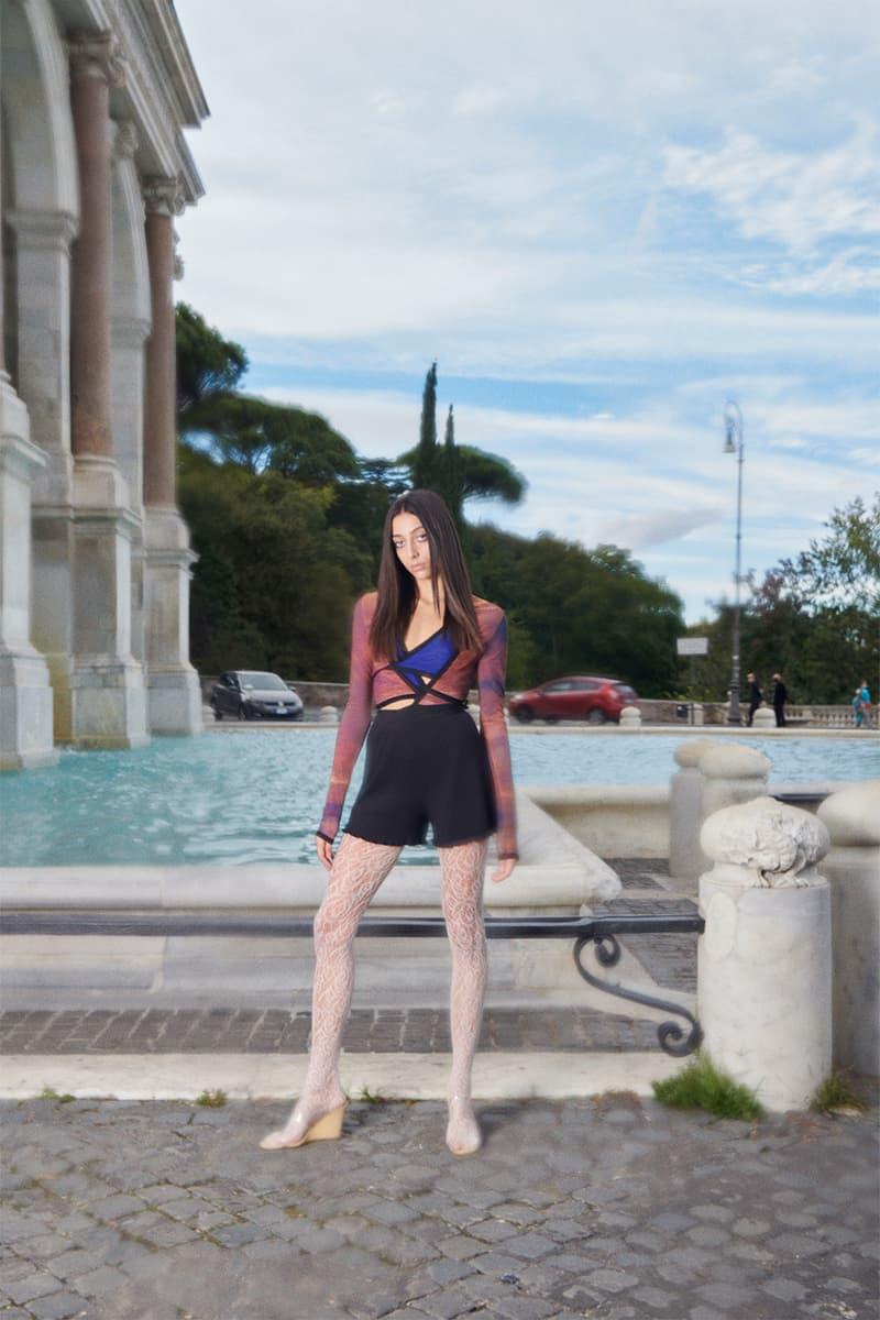 priscavera prisca franchetti new york spring summer 2021 collection lookbook dresses jeans rome italy