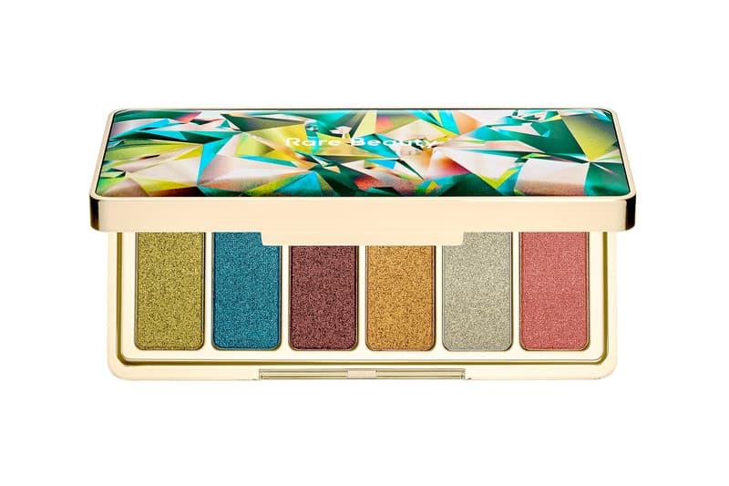 rare beauty by selena gomez magnetic spirit confident energy eyeshadow palette makeup