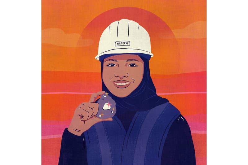 'Rebel Women' Diamond Industry Stories Women Sustainability