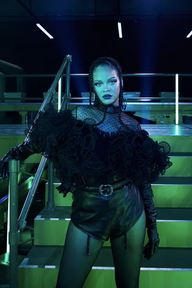 Rihanna Savage X Fenty Show Diversity Body Types Skin Types Models Beauty INdustry Fashion