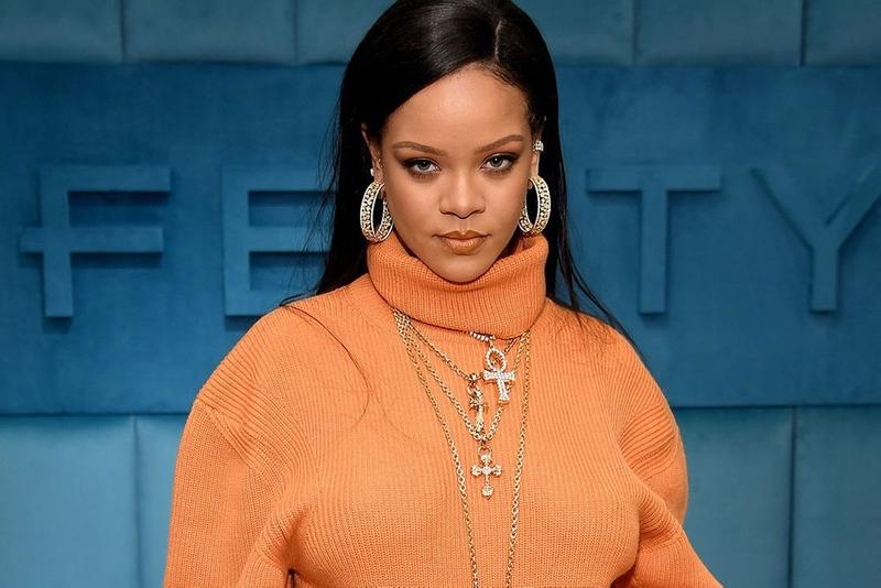 Rihanna FENTY Pop-Up Bergdorf Goodman 2020