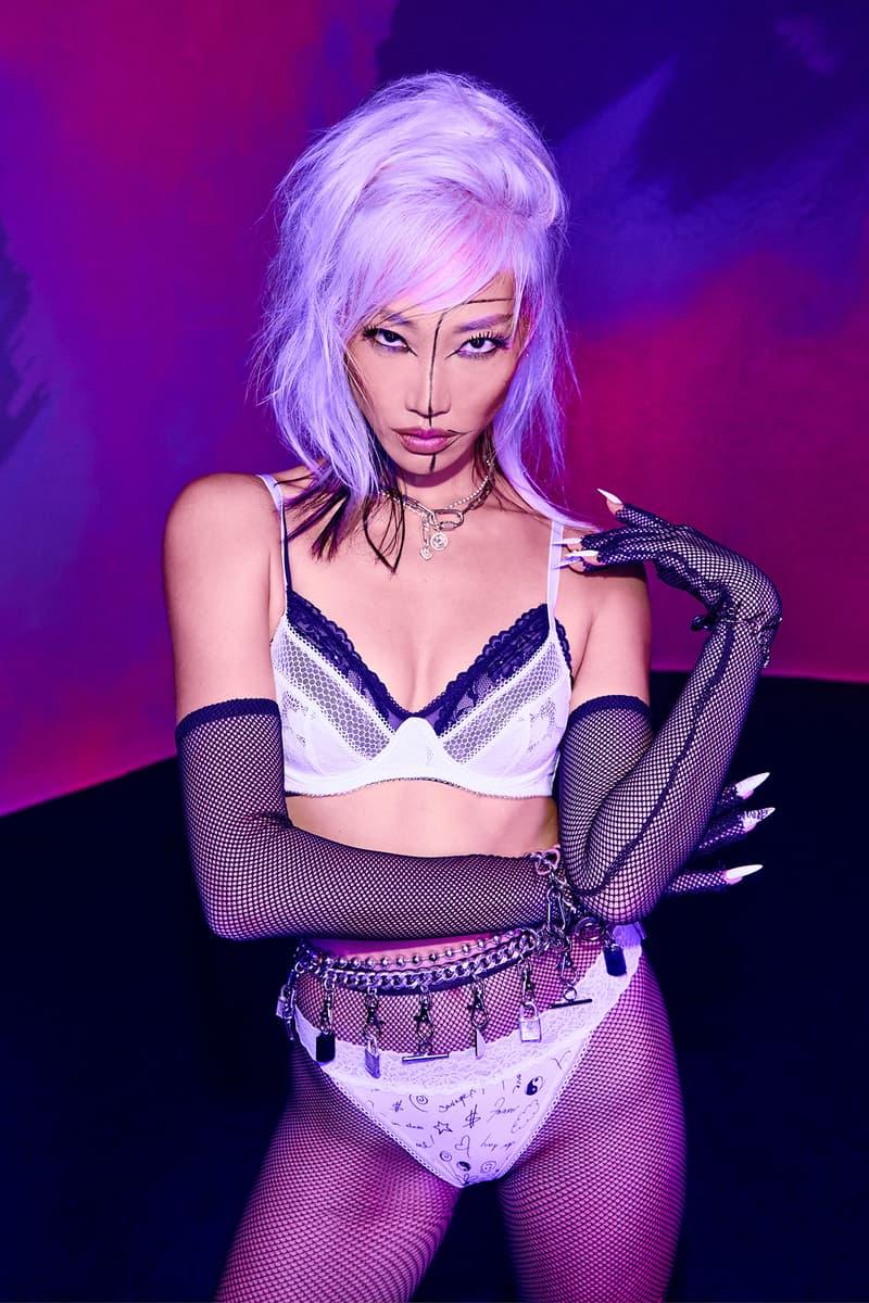 Savage X Fenty Rihanna Show Vol 2 Lingerie Dear Diary Soo Joo Park