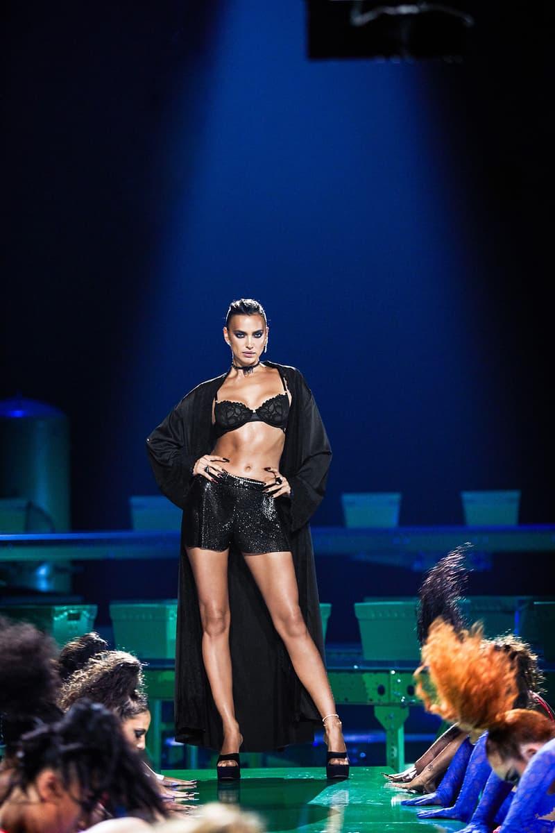 Savage X Fenty Rihanna Show Vol 2 Lingerie Irina Shayk