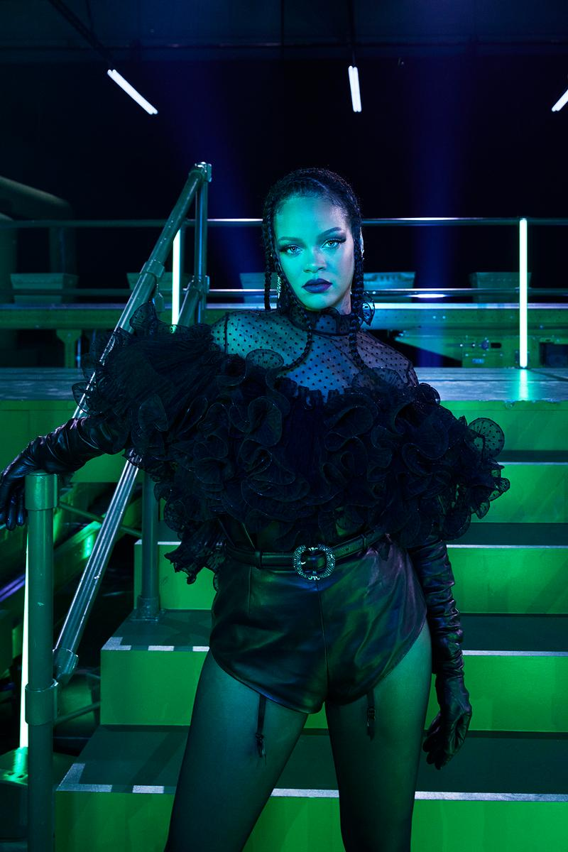 Savage X Fenty Rihanna Show Vol 2 Lingerie