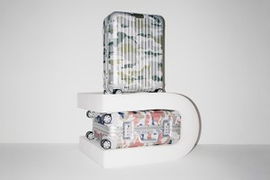 Picture of RIMOWA to Launch Camouflage Edition of Its Iconic Original Aluminum Suitcase