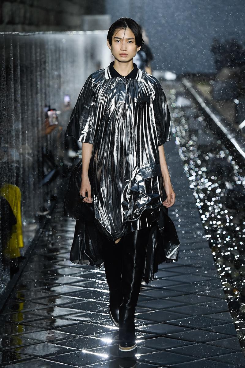 Sacai Spring/Summer 2021 Show Paris Fashion Week Collection Sade T-Shirt Chitose Abe