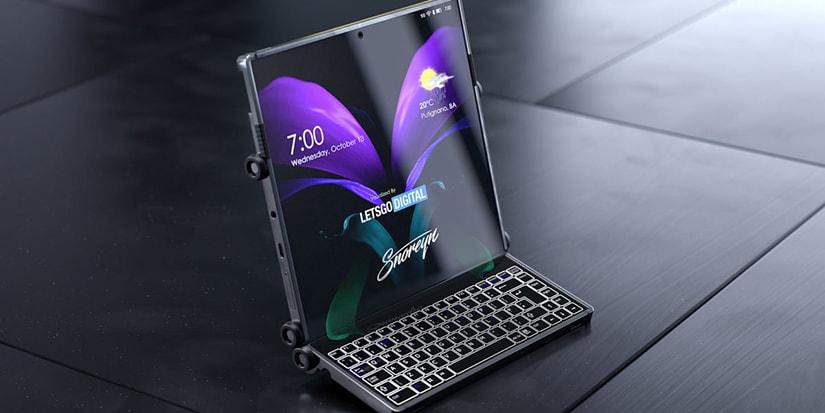 Samsung Unveils Tablet-Transforming Galaxy Z Dual Fold 5G Smartphone