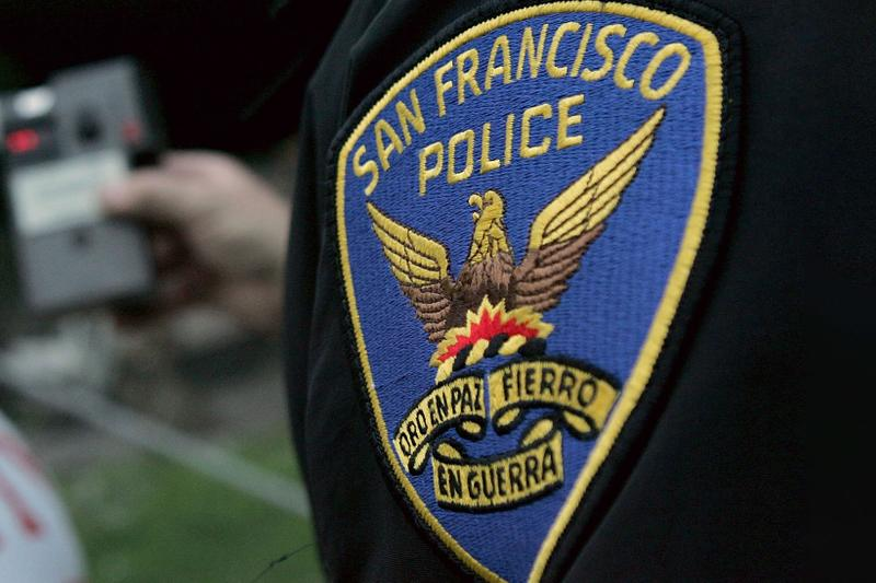 San Francisco Police Uniform Patch