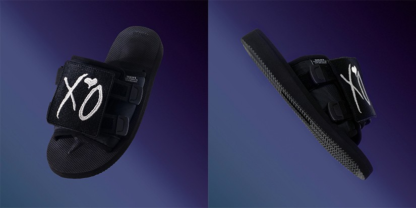 The Weeknd's XO Teams Up With Suicoke on Collaborative Sandal