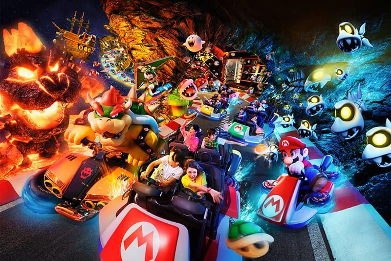 super nintendo world japan opening date 2021 universal studios mario bros kart theme parks