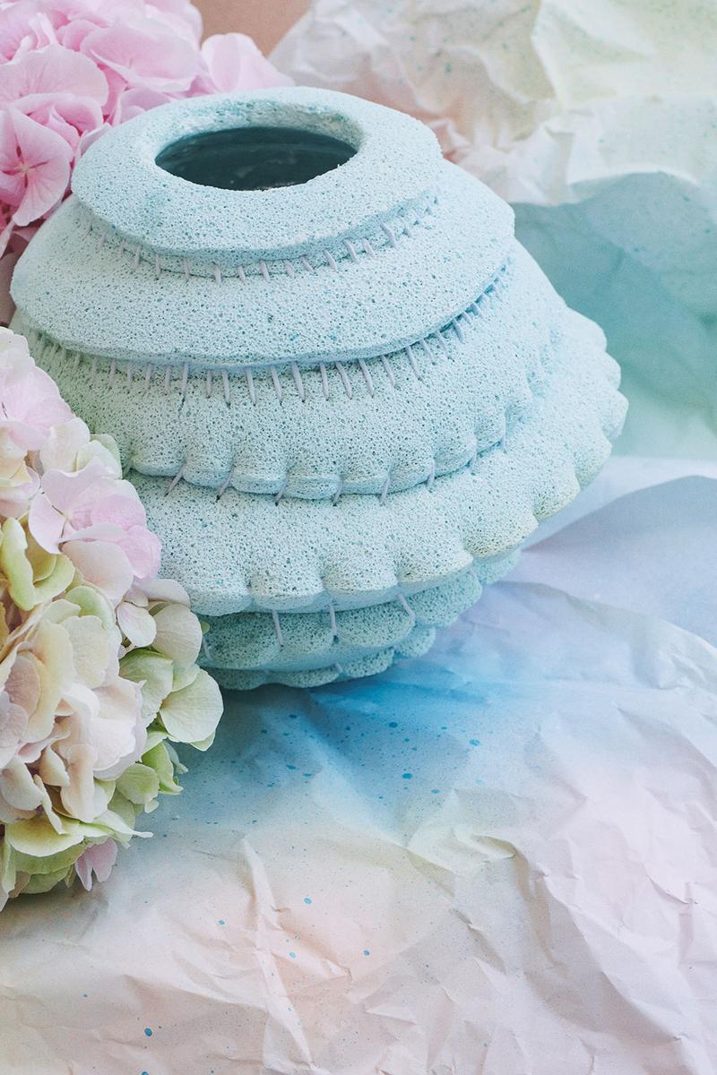 tableau copenhagen porifera vases flowers plants sponge collection margarida pereira homeware decor price