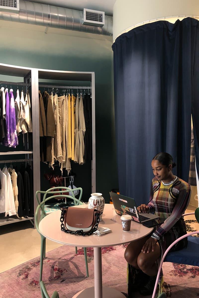 telsha anderson black artist in residence program nikki terry