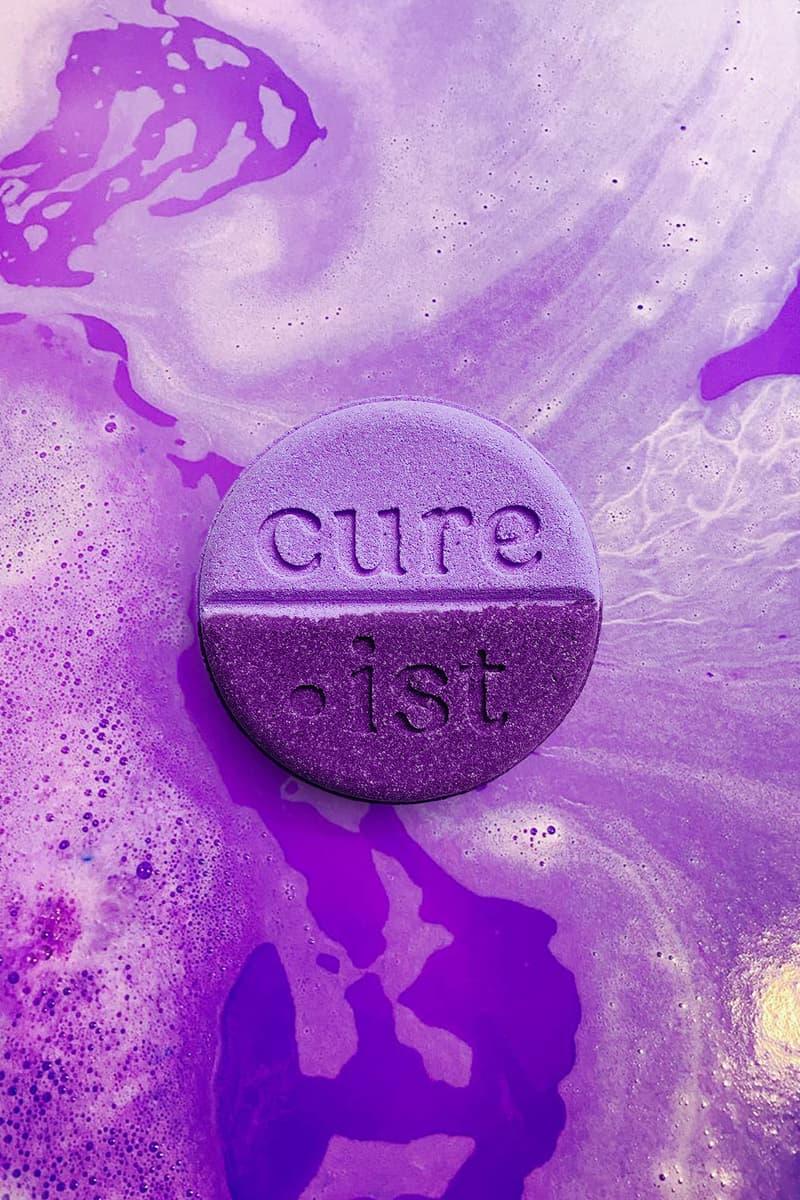 The Cureist Bath Bomb Pill Pink Millennial