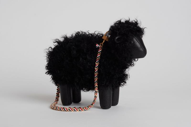 Thom Browne Animal Bag Hippo